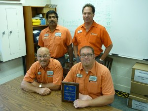 2012 CWEA Redwood Empire Section, Collection System of the Year