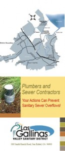Brochure for Plumbers & Sewer Contractors